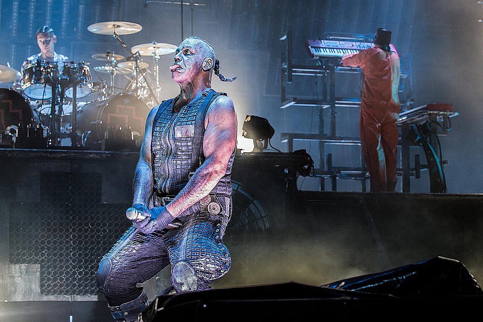 Singers On Tour 2020 Rammstein Announce 2020 Stadium Tour Dates