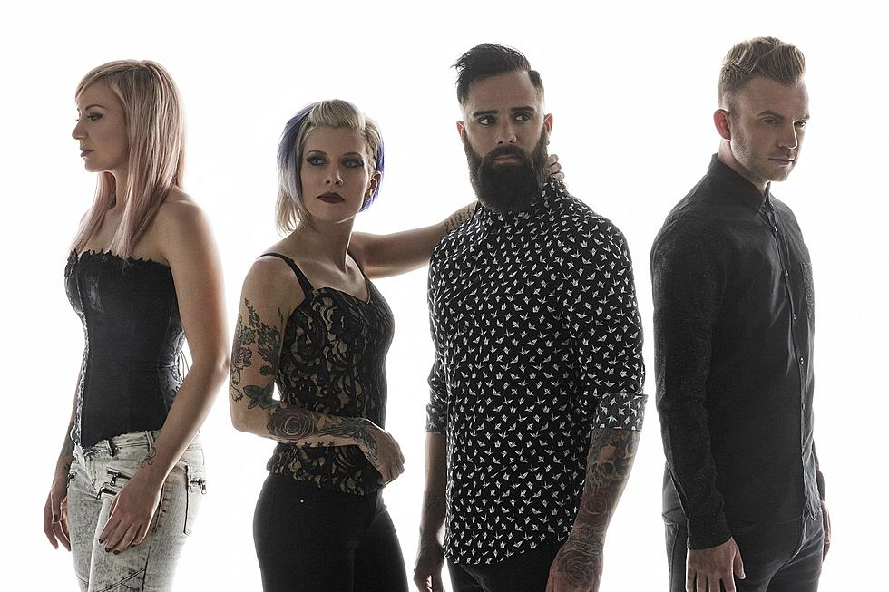 Skillet Unveil Two New Songs 'Anchor' + 'Save Me'