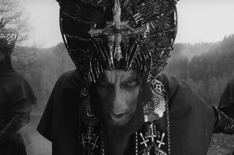 Behemoth Perform Demonic Conjuration in 'Bartzabel' Video