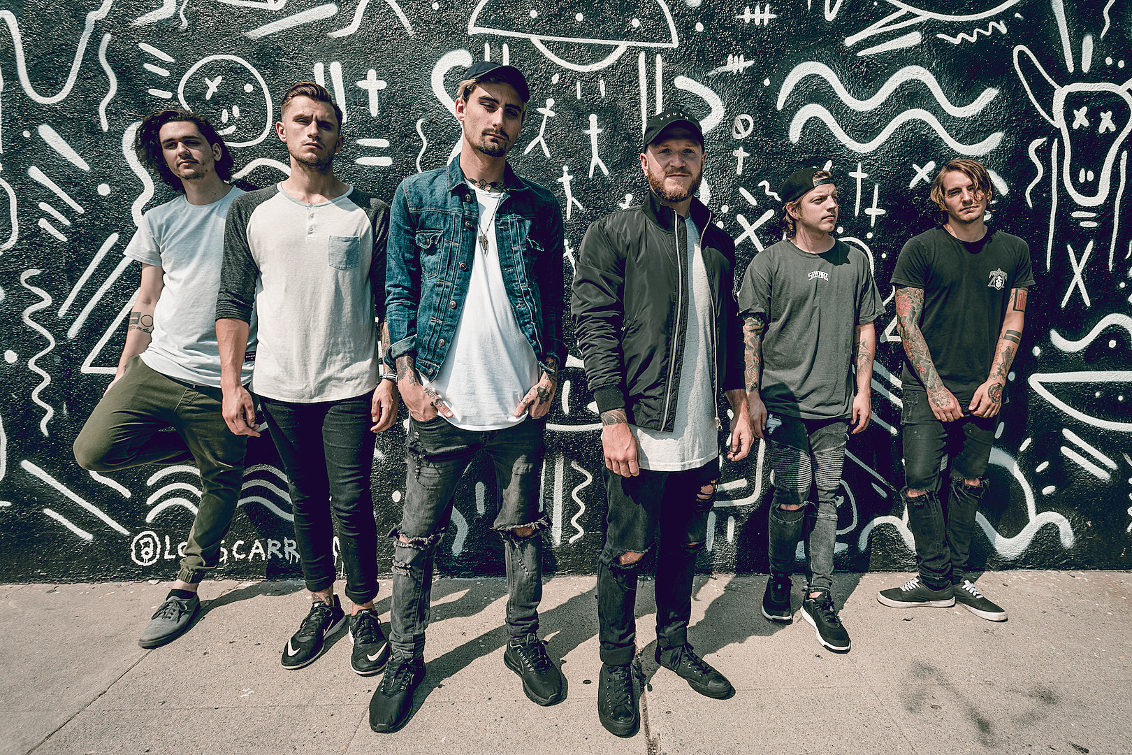 We Came As Romans Tour 2020 We Came as Romans Announce Guests for Kyle Pavone Tribute Show