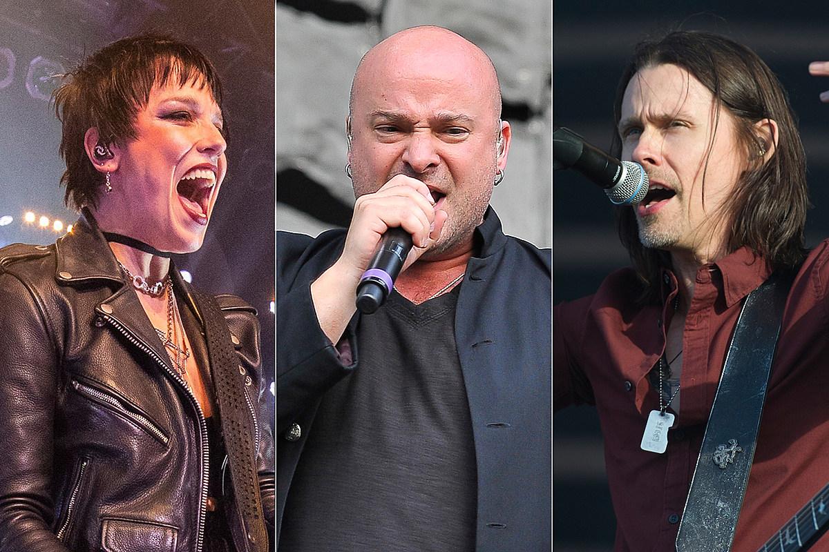 The 40 Best Hard Rock Songs of 2018
