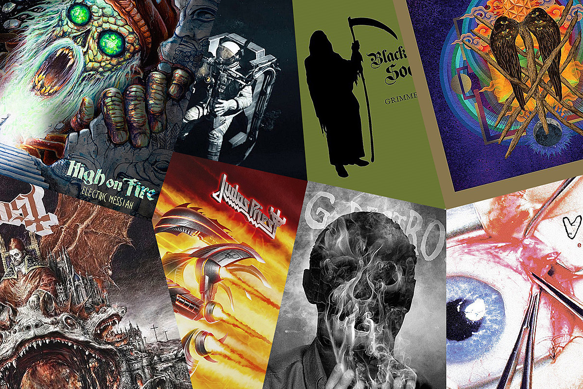 The 30 Best Metal Albums of 2018