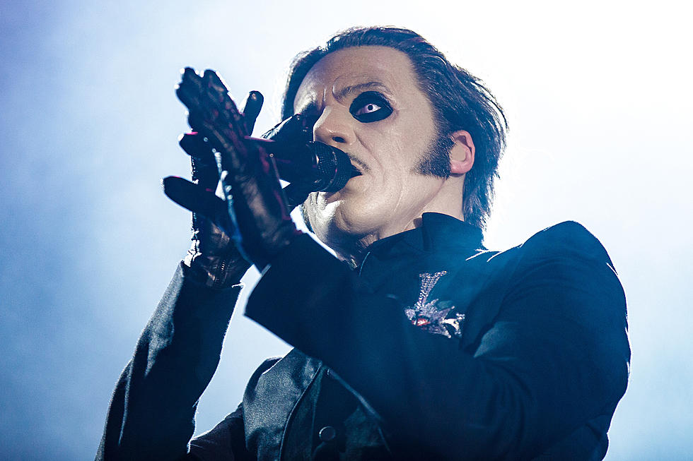 Ghost's Tobias Forge: I Don't Miss Papa Emeritus