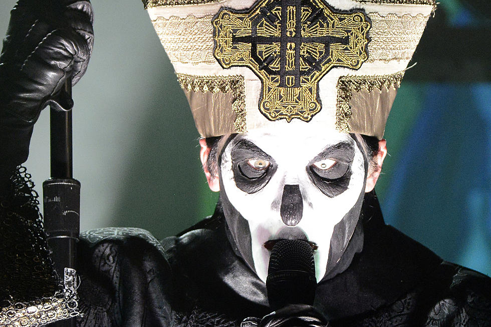 Hear the Haunting Isolated Vocals to Ghost's 'Cirice'