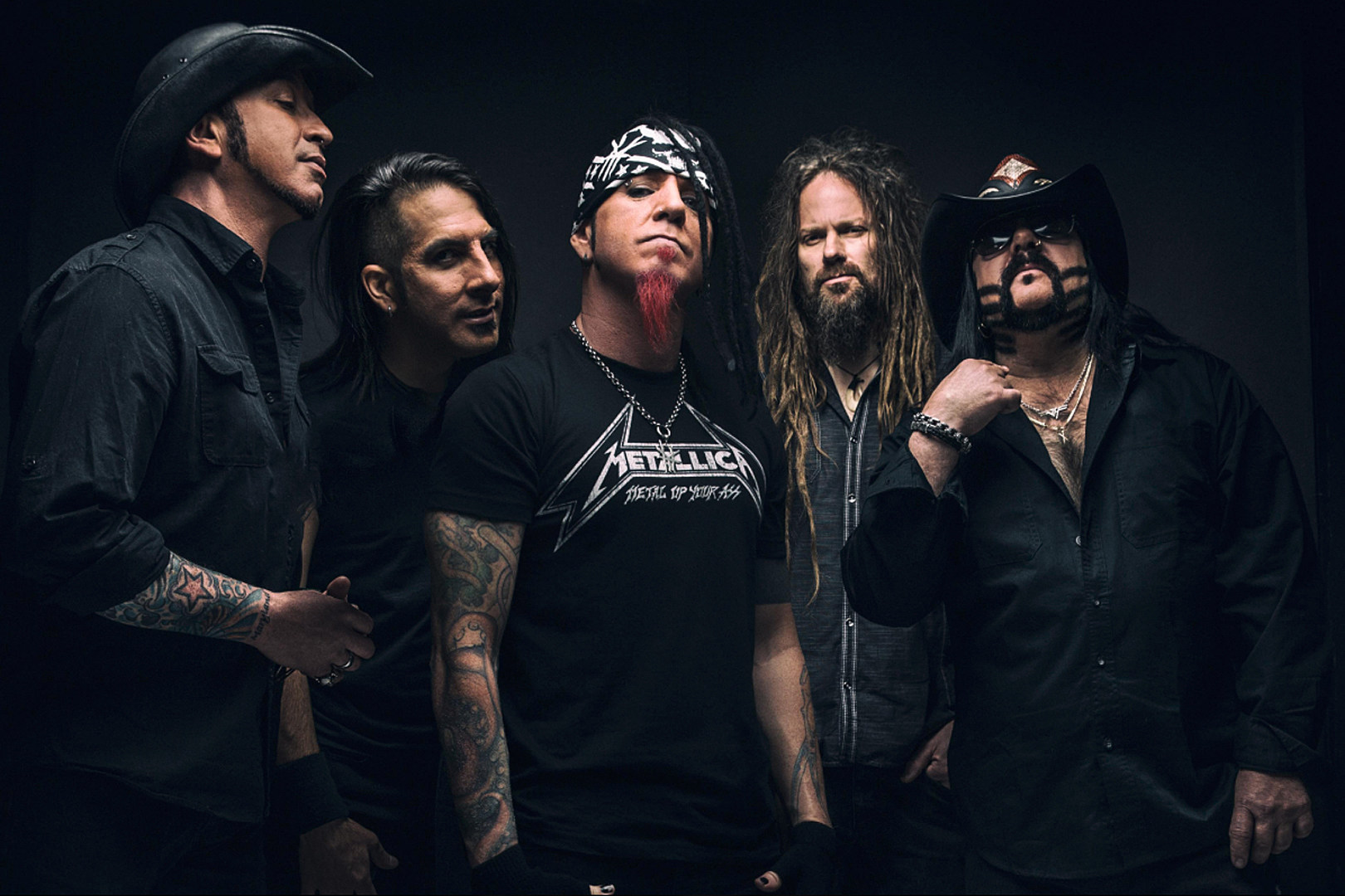 Hellyeah Explore Country-Blues With New Song 'Perfect'