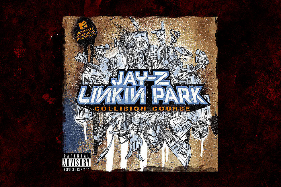 14 Years Ago: Linkin Park Team With Jay-Z on 'Collision Course'