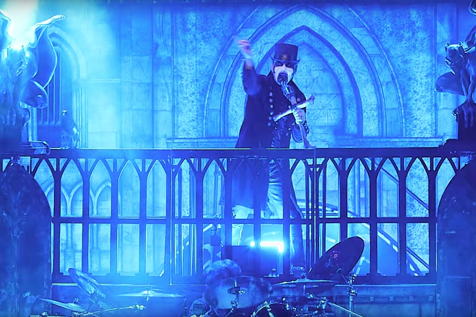 King Diamond's Long-Awaited Live DVD Looks Sick