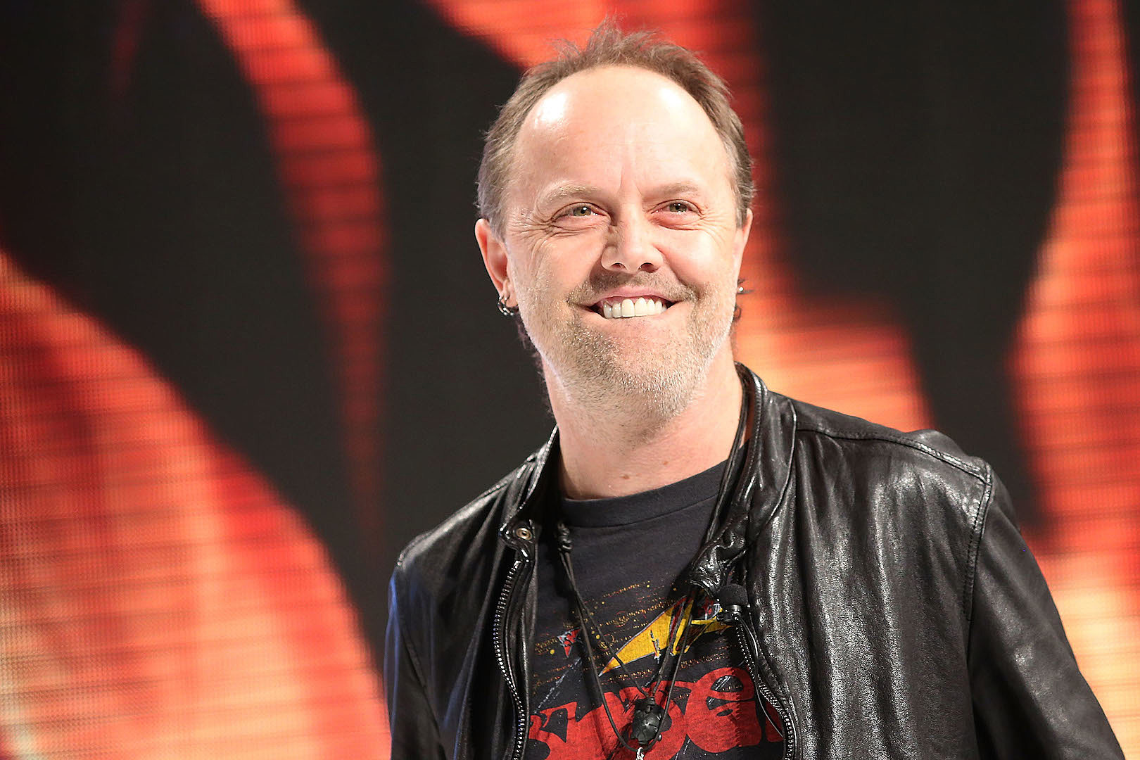 Metallica's First-Ever Gig Made Lars Ulrich 'Very Nervous'