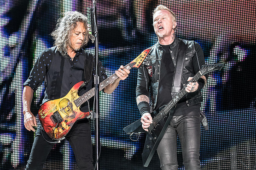 Metallica's 'S&M2' Concert to Screen at 3,000 Theaters