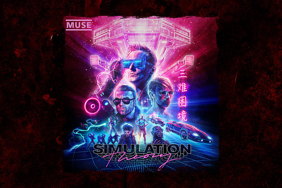 Muse, 'Simulation Theory' - Album Review