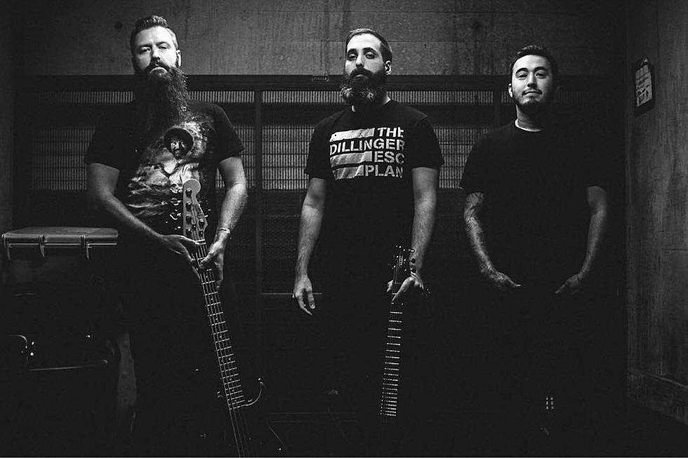 Up-and-Comers To Whom It May Supporting Drowning Pool on Tour