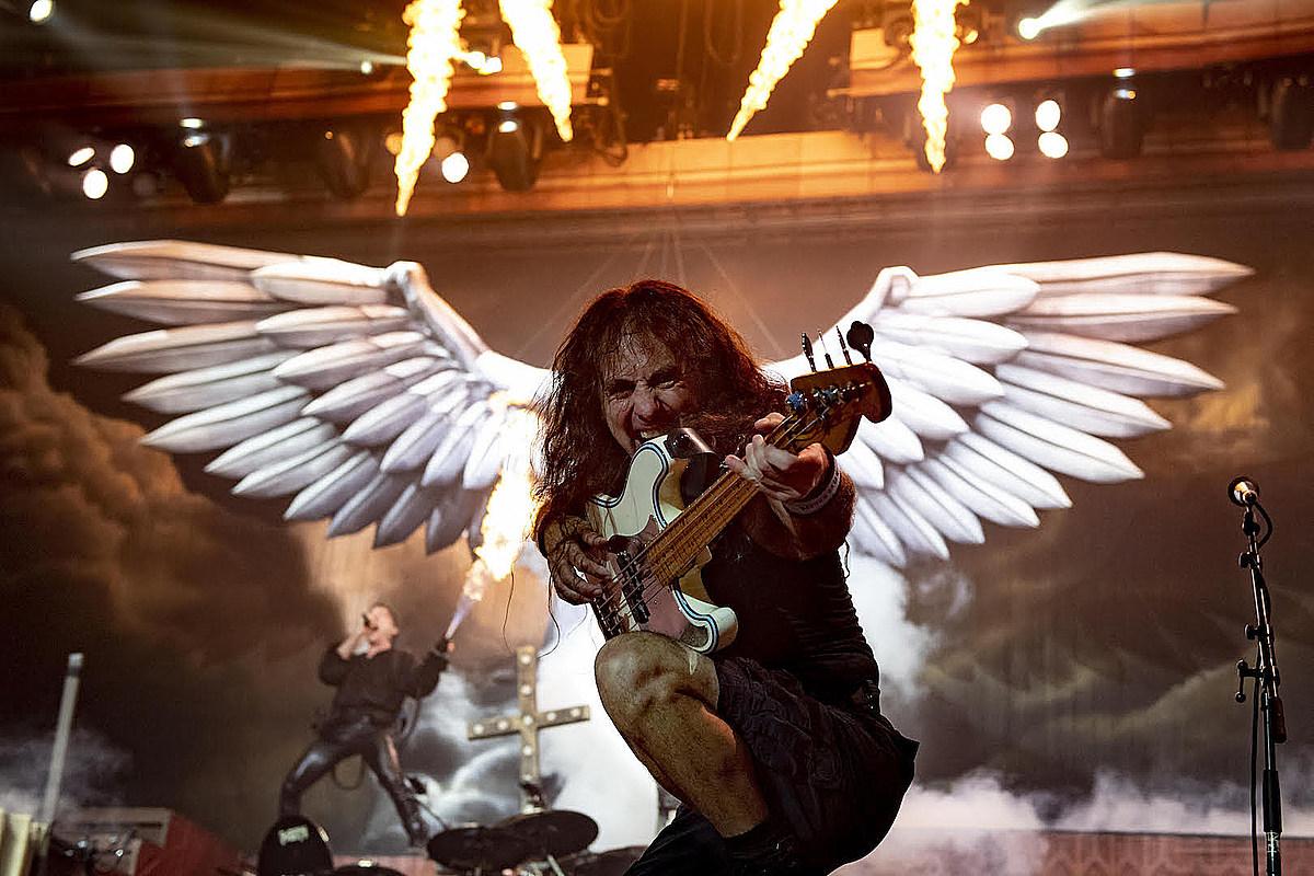 Iron Maiden Announce 2019 North American Headlining Tour