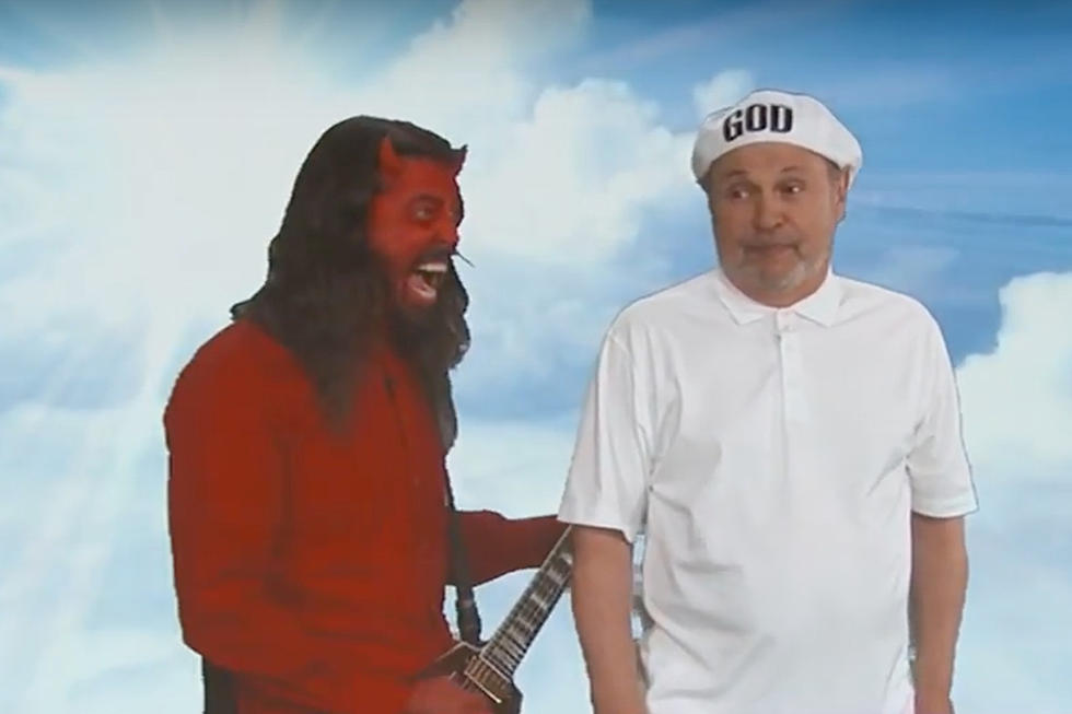 Good Guy Grohl Is Actually the Devil     on 'Jimmy Kimmel Live'