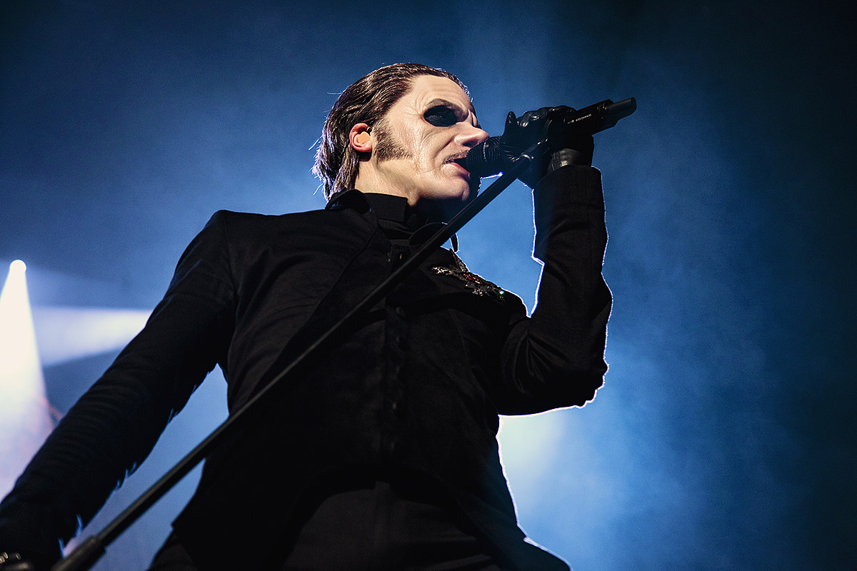 Ghost's Tobias Forge: Nothing Defines Bands Like First Few Albums