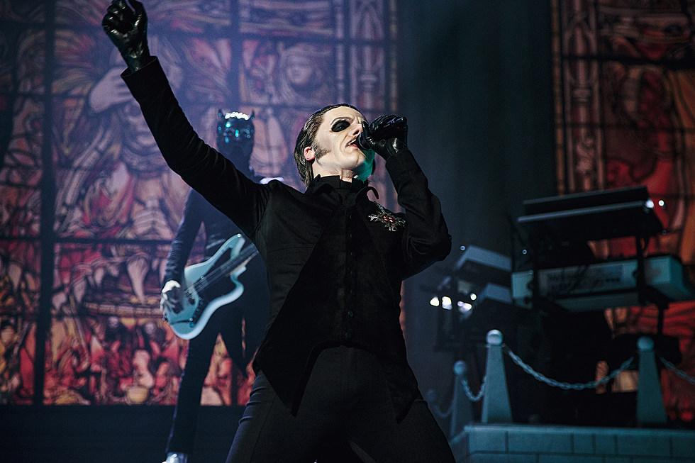 Ghost Reveal 2020 New Album Pl...