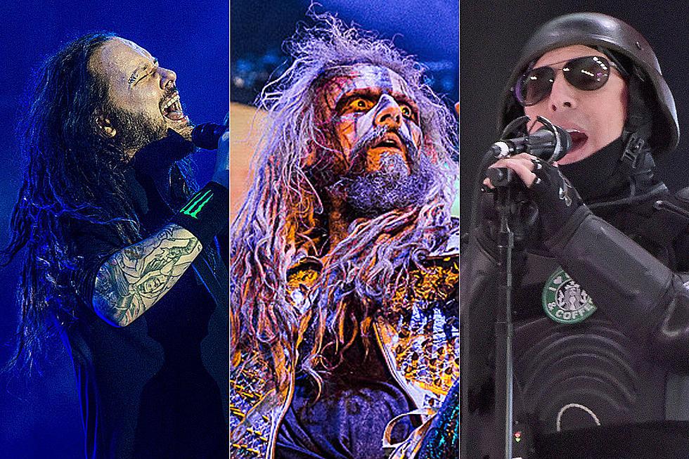 Rob Zombie Tour 2020.Korn Rob Zombie Tool To Headline 2019 Welcome To Rockville