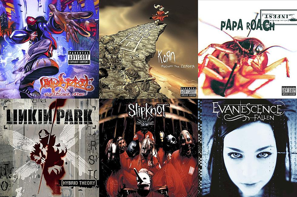 The 50 Best Nu-Metal Albums of All-Time