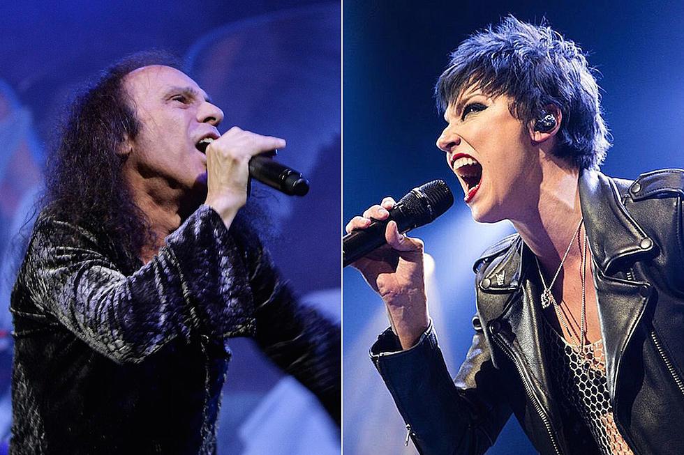 Halestorm's Lzzy Hale Defends Ronnie James Dio Hologram