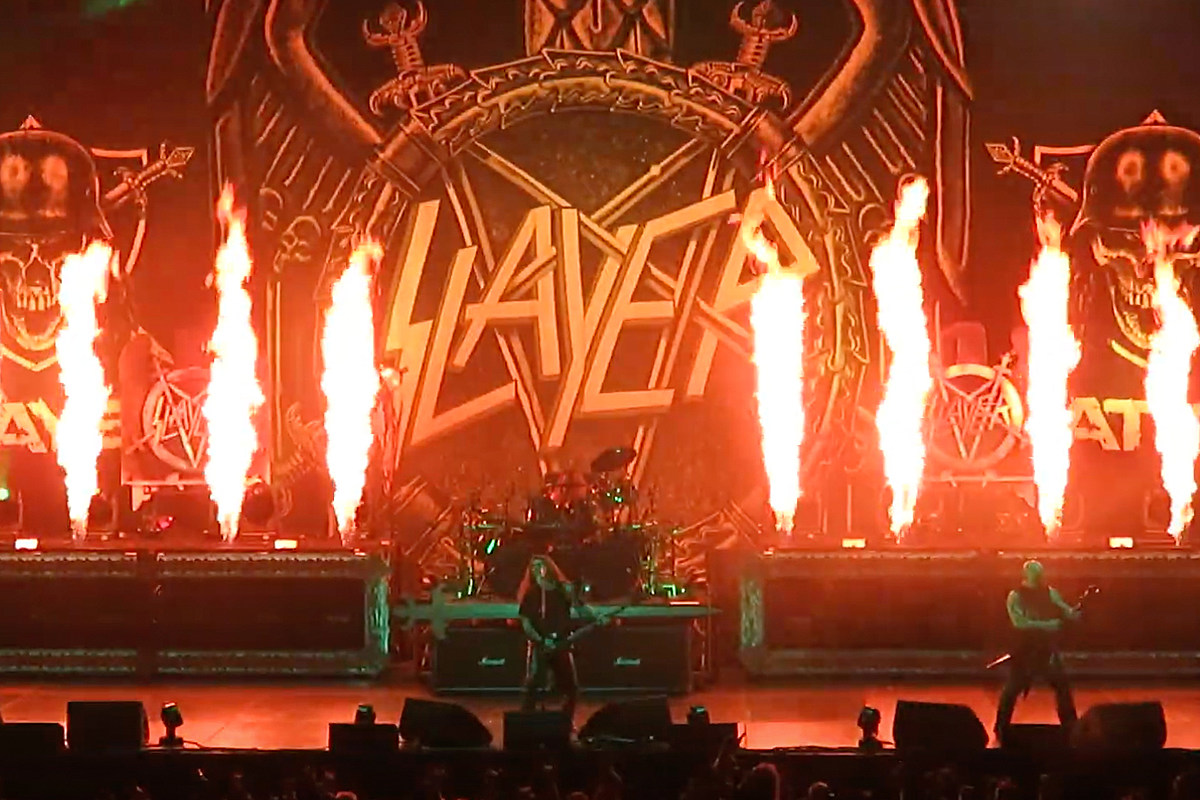 Is This Slayer Video Teasing Their Last Shows Ever?