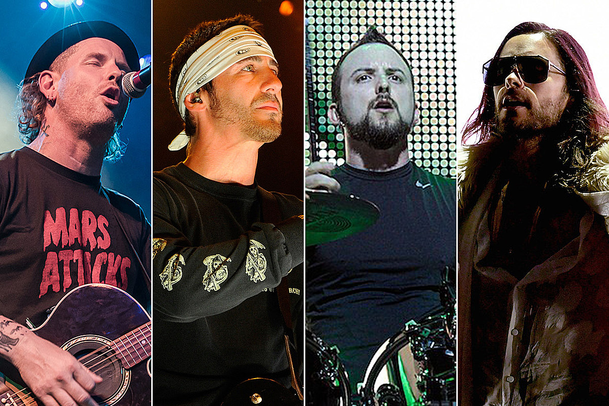 Which Rocker Has the Best Dance Party Moves?