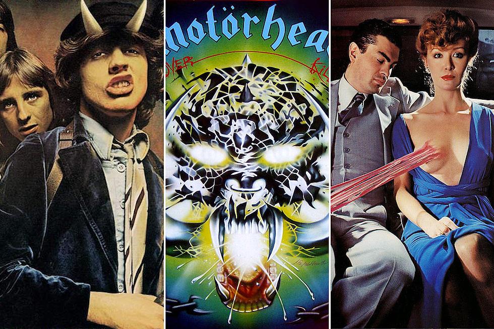 10 Best Metal + Hard Rock Albums of 1979