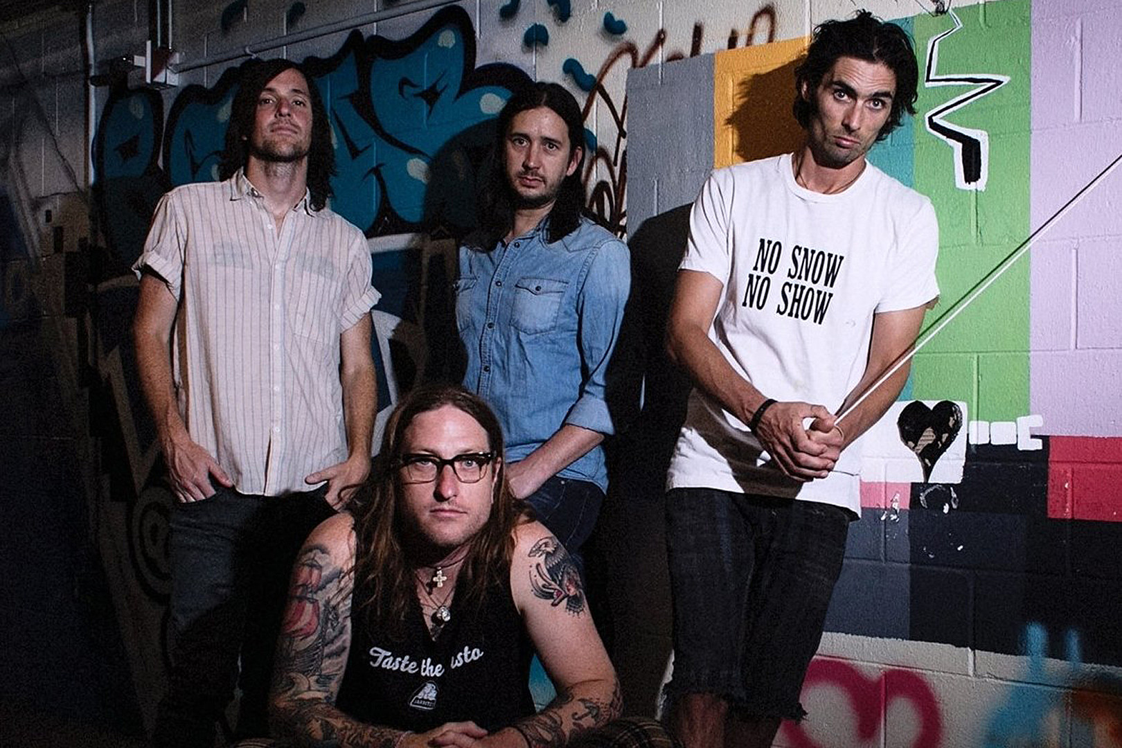 All American Orgy all-american rejects tease 2019 return