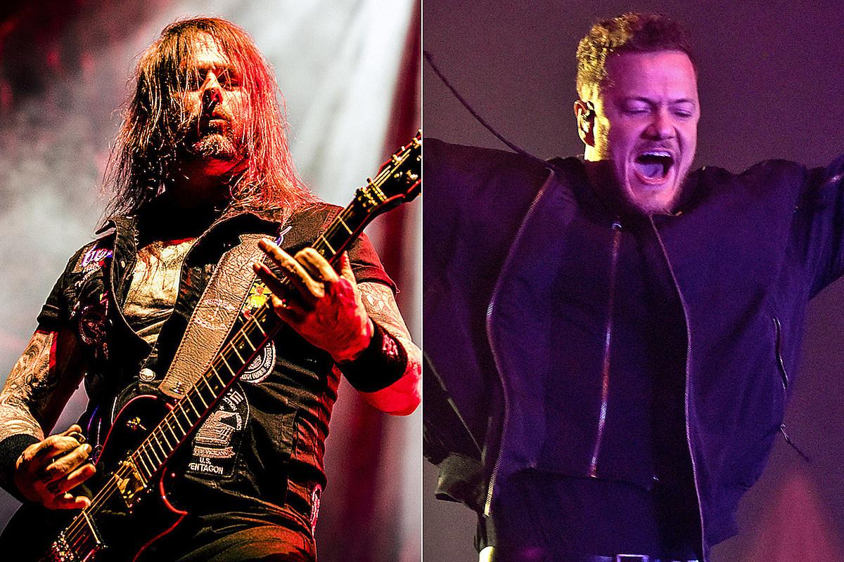 Exodus / Slayer's Gary Holt Destroys Imagine Dragons