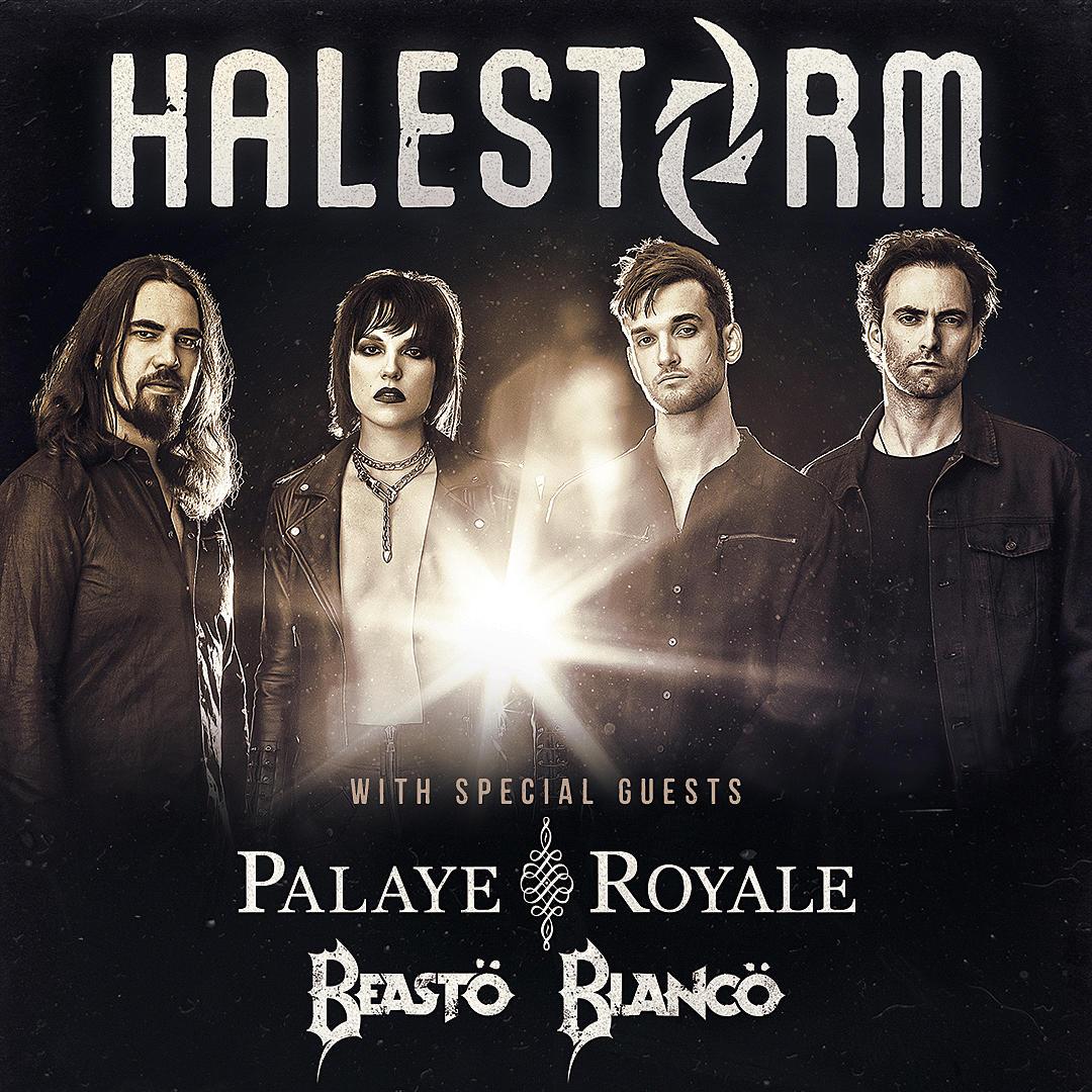 Halestorm Announce 2019 North American Tour