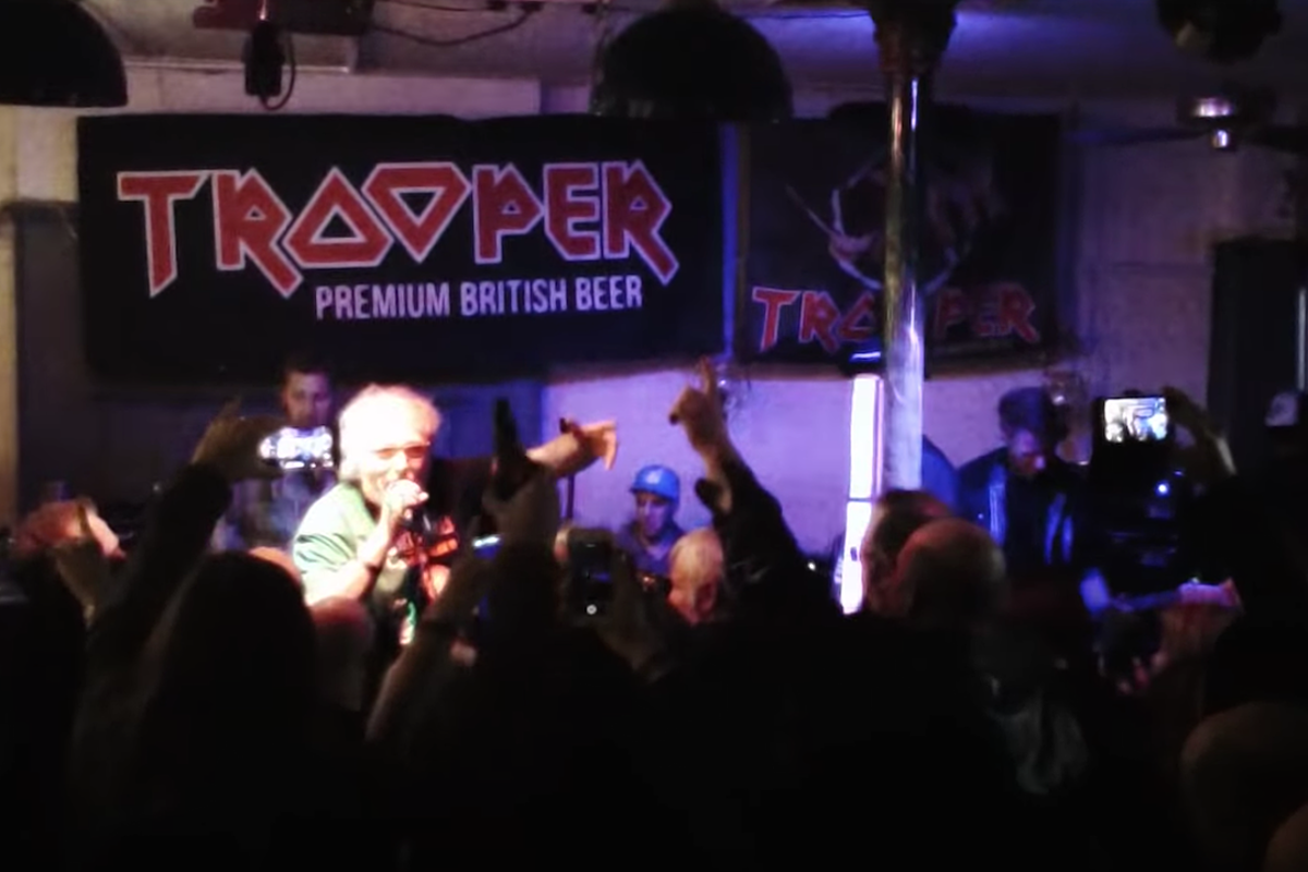 Iron Maiden: Three-Fifths of Original Group Unite at Special