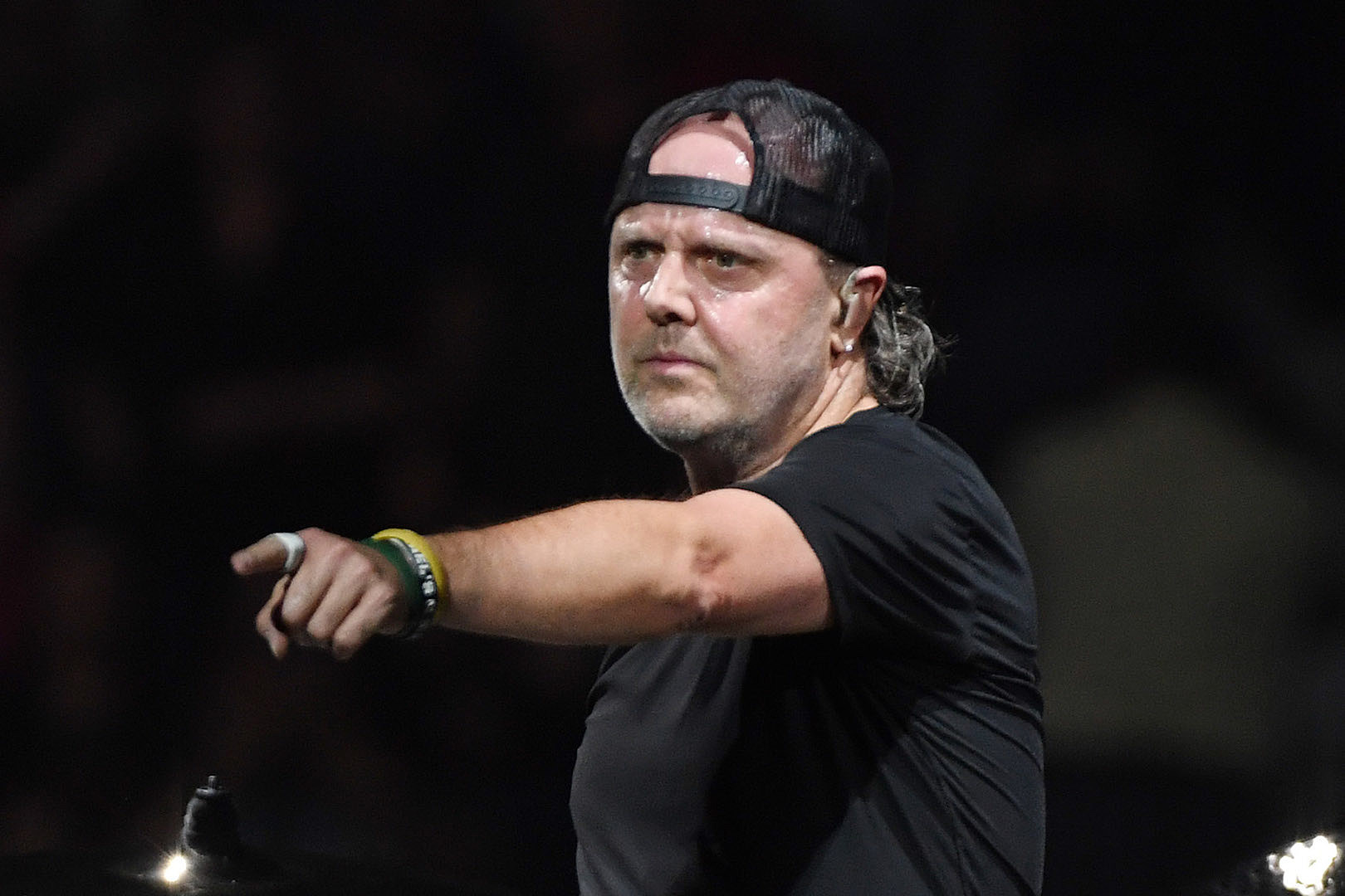 lars ulrich father
