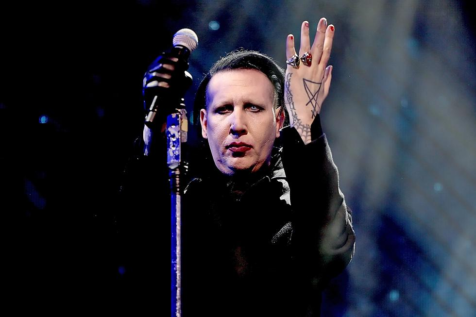 Marilyn Manson Sings Gospel Song, Confirming End Times are Near