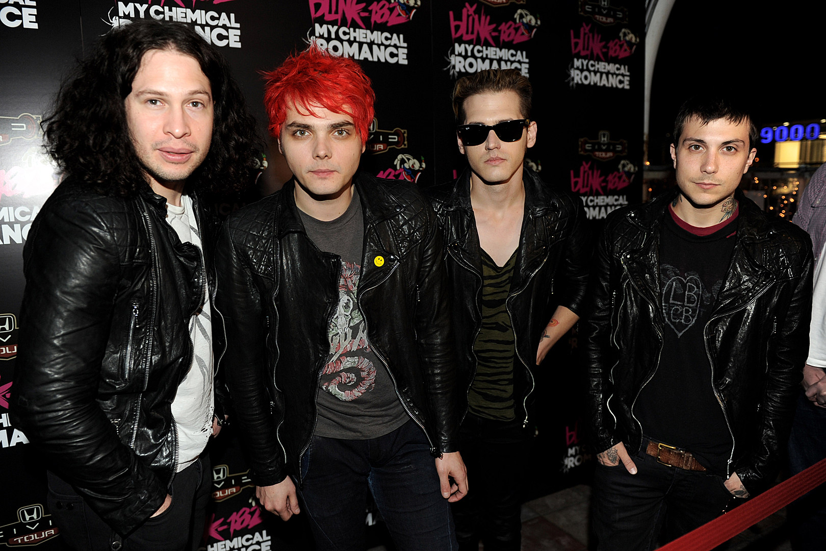 My Chemical Romance Push Rescheduled 2021 Reunion Dates to 2022