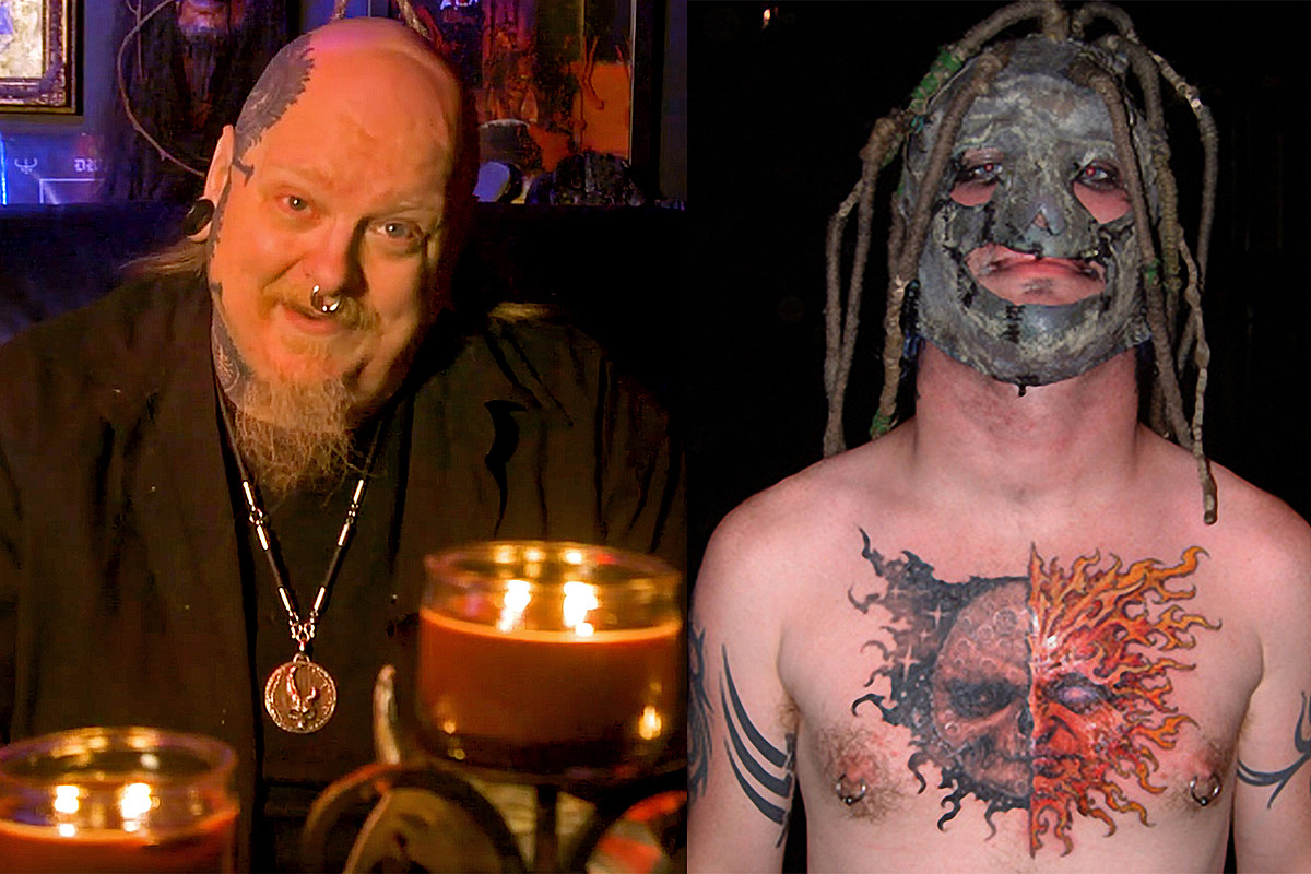 Paul Booth Dares Corey Taylor To Finish 20-Year-Old Chest
