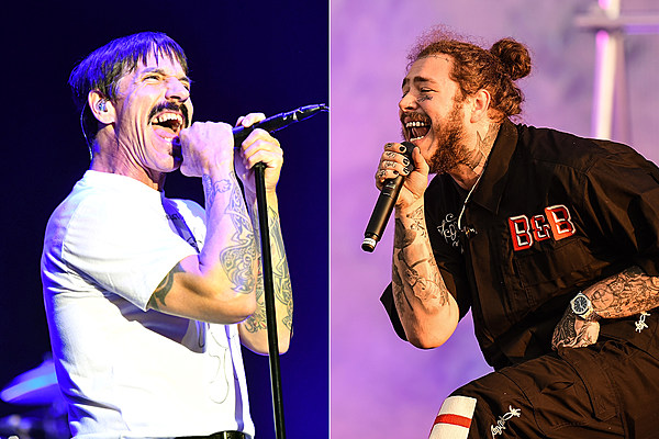 Red Hot Chili Peppers to Perform With Post Malone at the ...