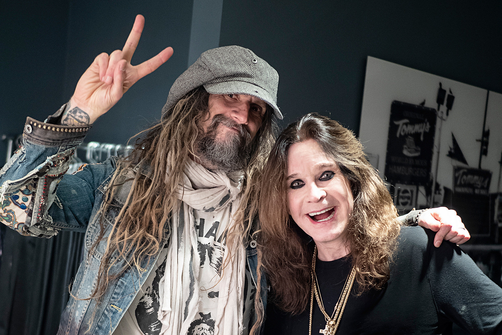 Ozzy Osbourne, Rob Zombie + More Ring in New Year at Ozzfest 2018
