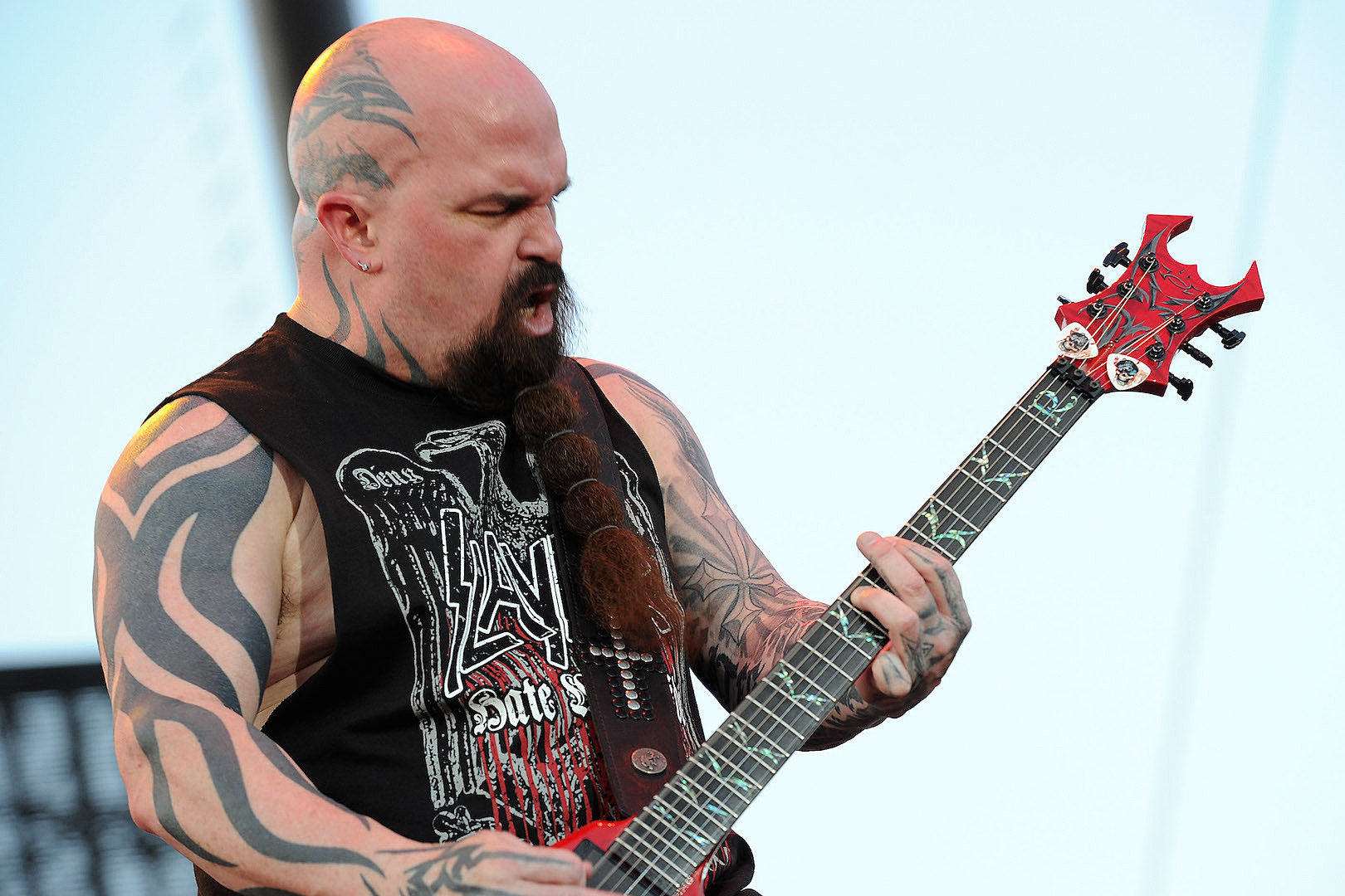 Kerry King Considering Tour Offer, But Not With Slayer