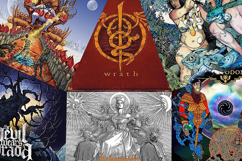 50 Metal Songs That Defined 2009
