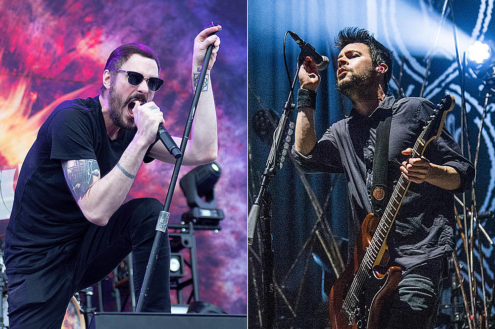 Breaking Benjamin New Album 2019 Breaking Benjamin Announce Tour With Chevelle, Three Days Grace