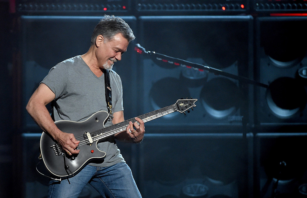 Tool Fan Has No Idea He Just Asked Eddie Van Halen for Picture