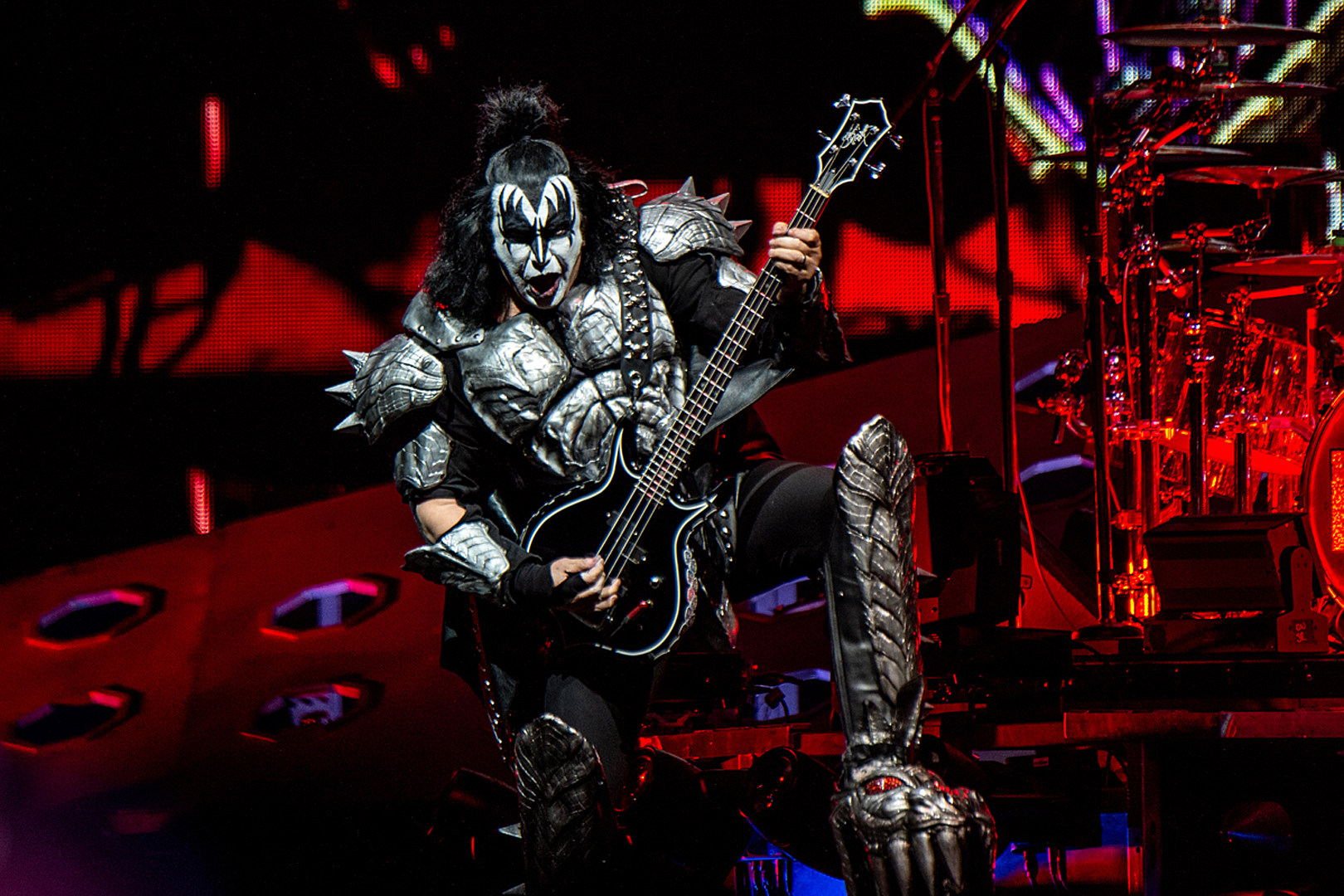 KISS' Gene Simmons Claims Lack of Money Is the Root of All Evil