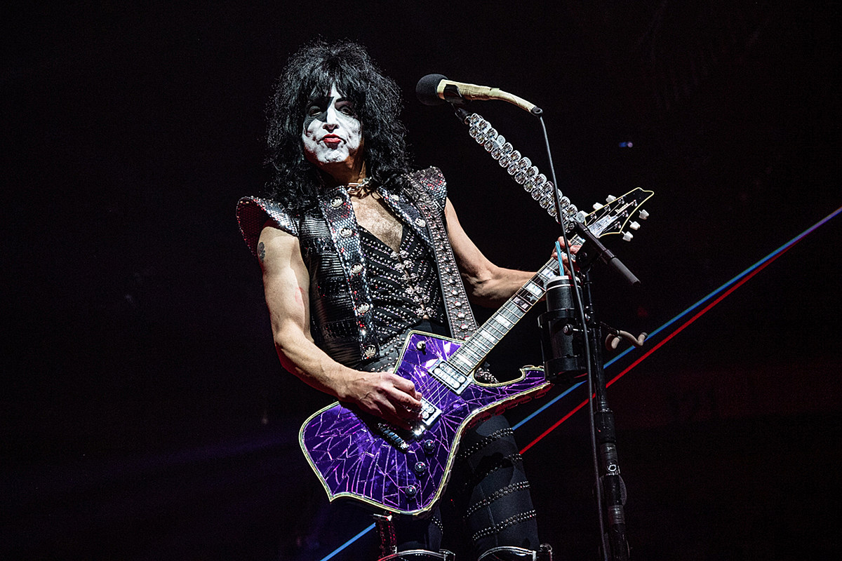 Paul Stanley to Miss KISS' Great White Shark Concert