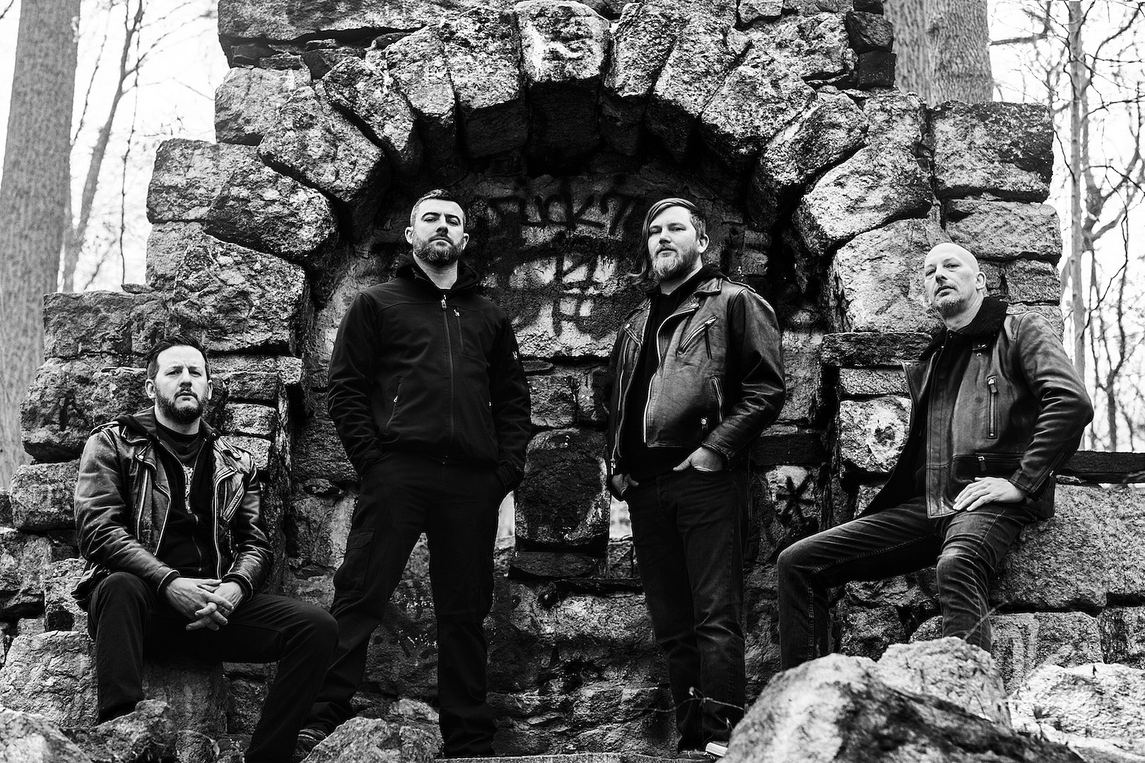 Misery Index Debut Crushing New Track 'The Choir Invisible'