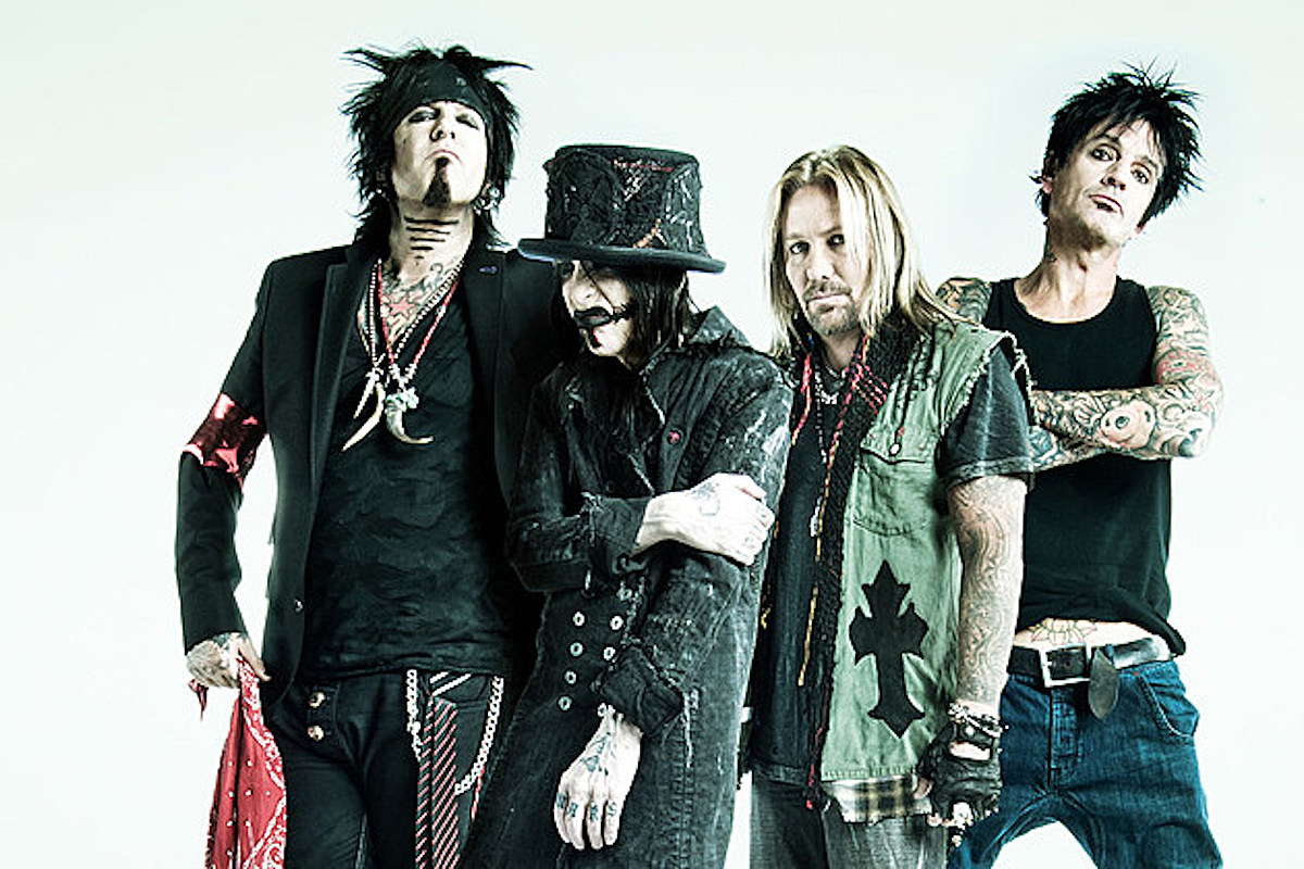 Motley Crue Album Sales Have Skyrocketed Thanks to 'The Dirt'
