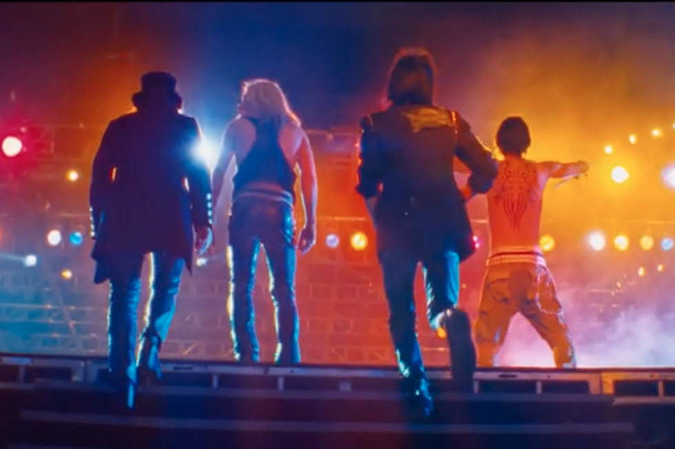 Watch the Motley Crue Movie 'The Dirt' Full Trailer