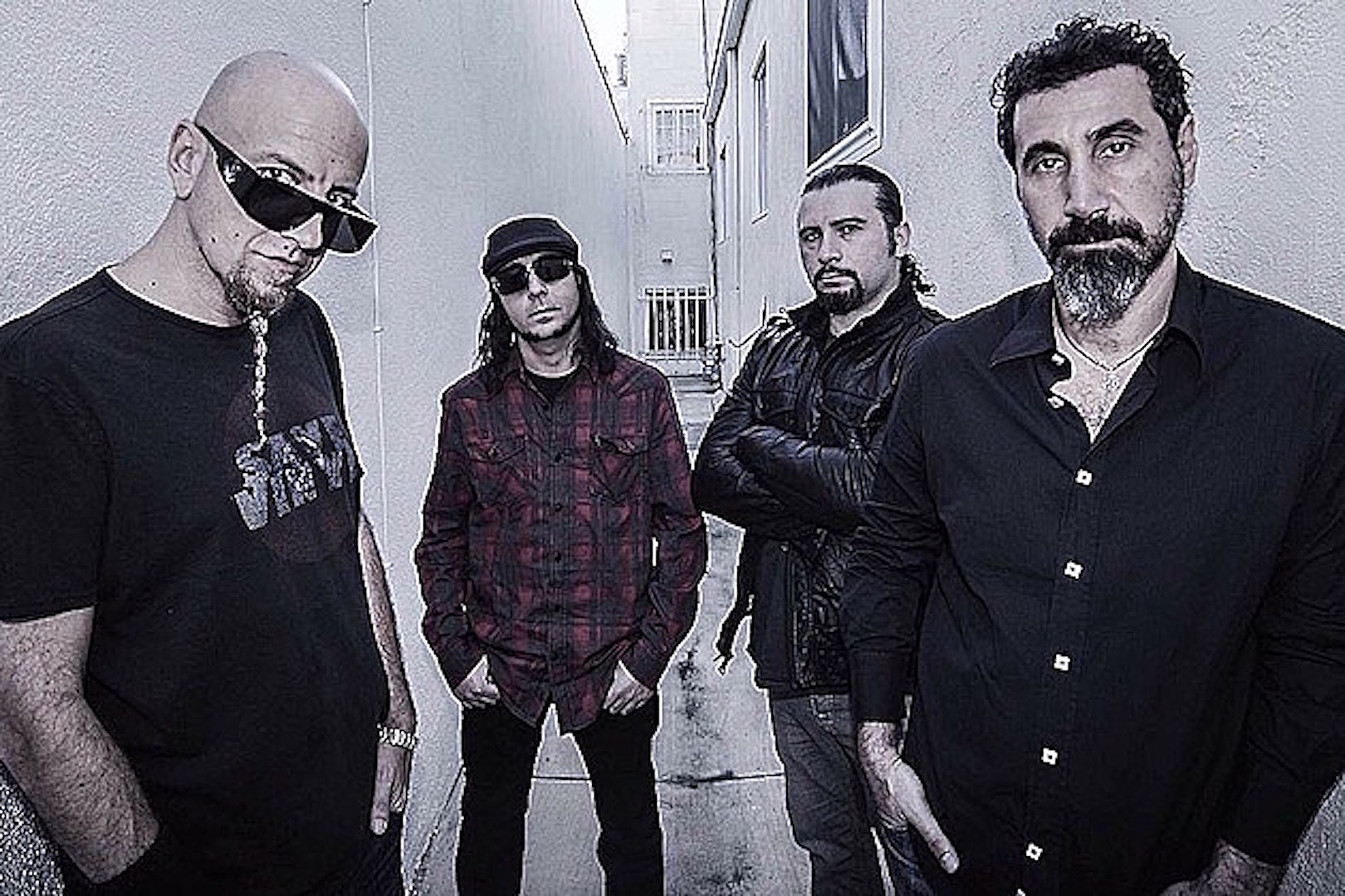 System Of A Down New Album 2019 New System of a Down Album Is Only 'a Matter of Time'