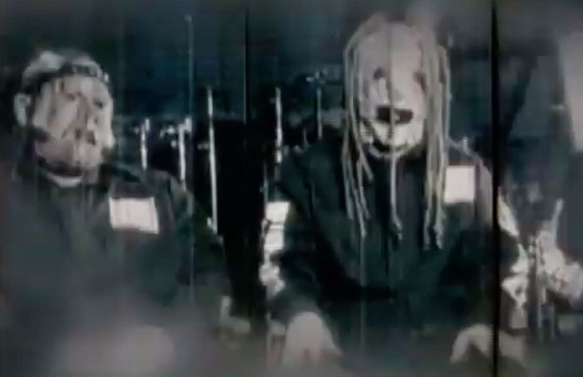 Slipknot Put 'Welcome to Our Neighborhood' Documentary on YouTube