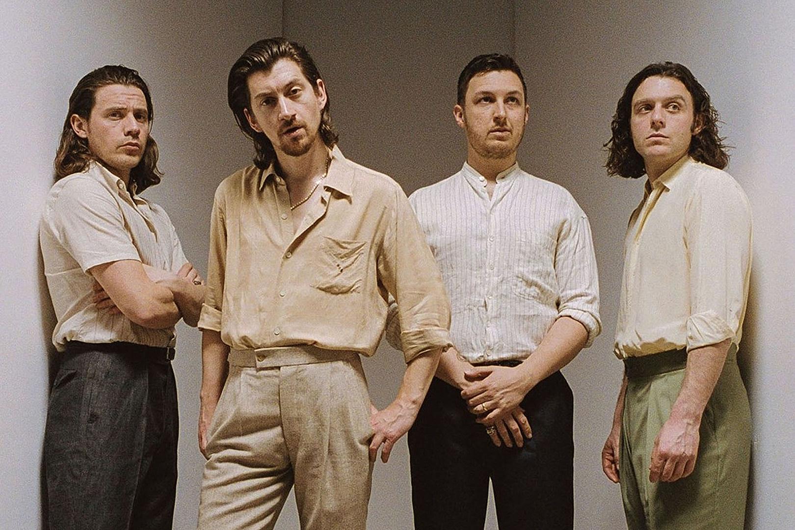 Arctic Monkeys New Album 2020 Arctic Monkeys Won't Wait Five Years Before Releasing New Album