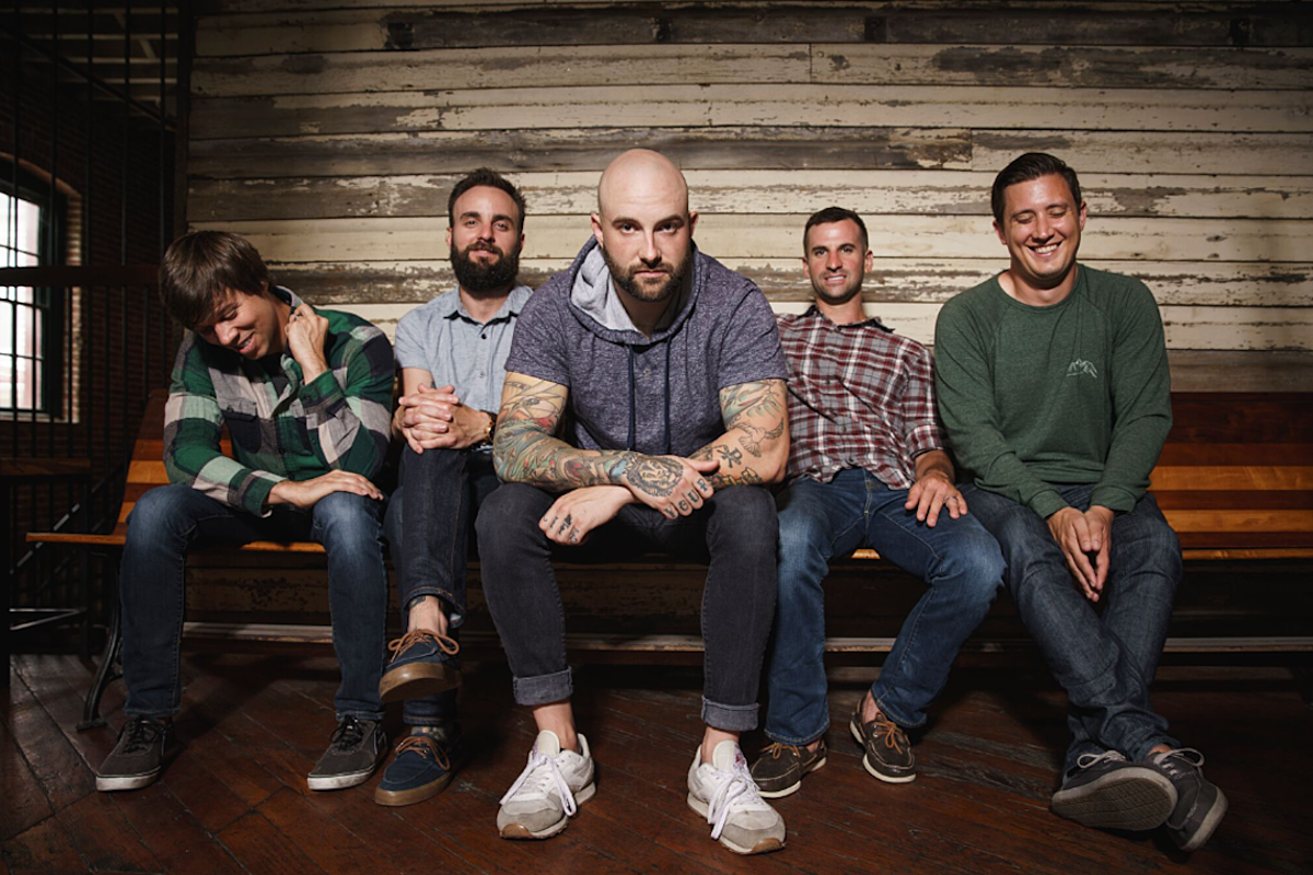 August Burns Red New Album 2020 August Burns Red Playing 'Constellations' in Full on 2019 Tour