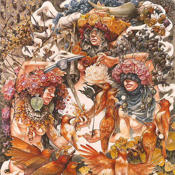 Baroness Announce New Album 'Gold & Grey,' Debut First Song