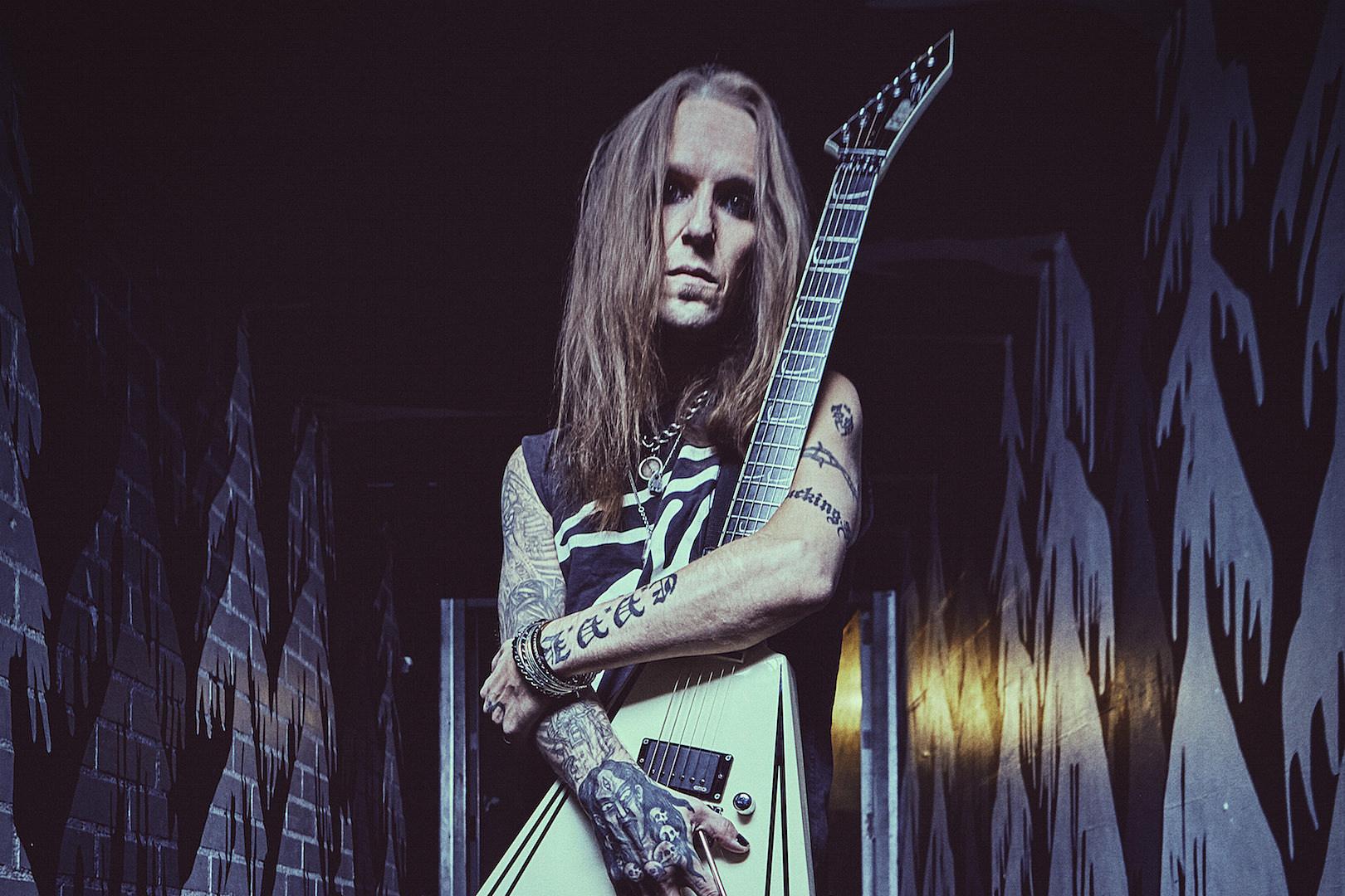 Children of Bodom Frontman Had Broken Collarbone for 10 Year